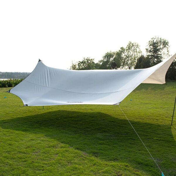 سایه بان نیچرهایک مدل Cloud Moraine Awning Canopy
