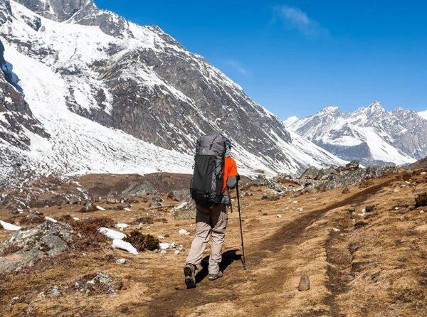 کوله پشتی نیچرهایک مدل Rock 60L+5L Hiking Backpack Dyneema
