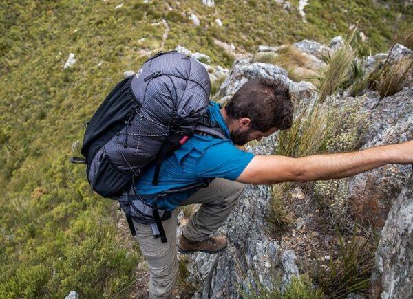 کوله پشتی نیچرهایک مدل Rock 60L+5L Hiking Backpack Basic