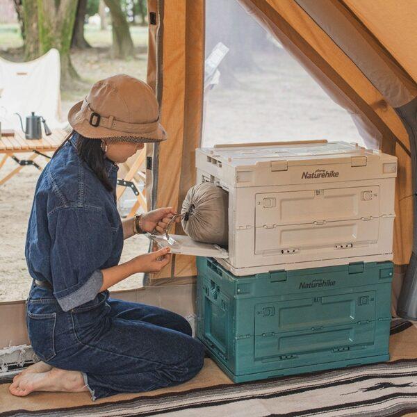 باکس تاشو نیچرهایک مدل PP Folding Storage Box