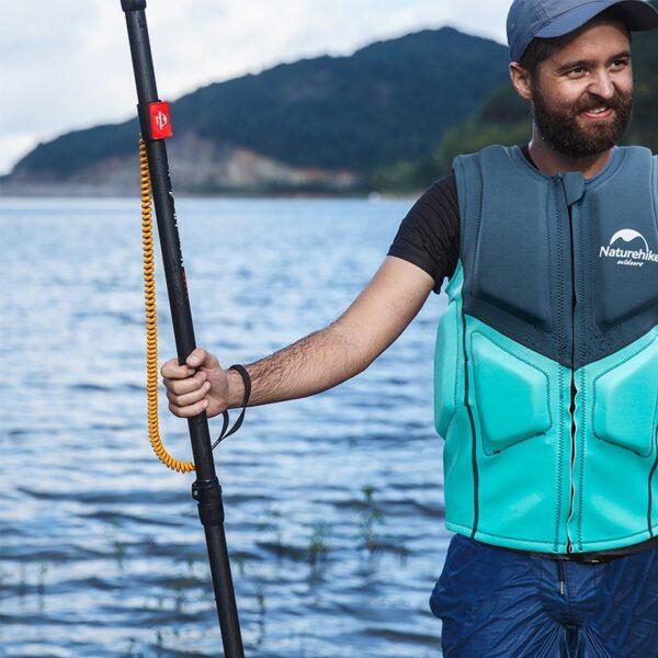 جلیقه نجات مردانه نیچرهایک مدل Buoyancy Vest Life Jacket