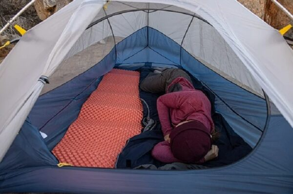 چادر دو نفره نیچرهایک مدل CloudUP-Wing 2men 15D silicone tent